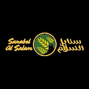 Sanabel Al Salam logo