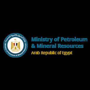 Ministry of Petroleum Egypt logo