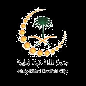King Fahad Medical City logo