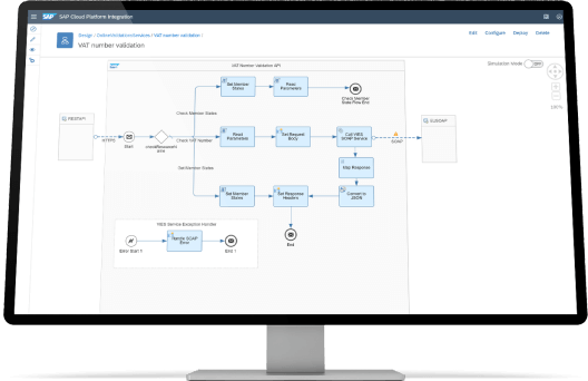SAP Cloud Platform - Accelerate integration