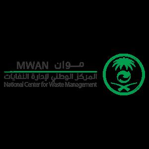 National Center for Waste Management Logo logo