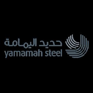 Al Yamamah Steel Logo logo