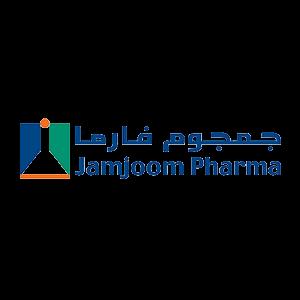 Jamjoom Pharma Logo logo